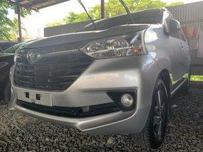 Silver Toyota Avanza 2017 for sale in Quezon City