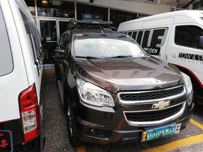 Chevrolet Trailblazer 2013 for sale in Manila