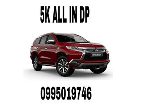 2019 Mitsubishi Montero for sale in Famy