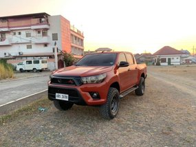 2015 Toyota Hilux for sale in Manila