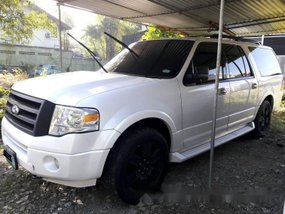 Selling White Ford Expedition 2011 in Quezon City