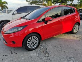 Red Ford Fiesta 2012 for sale in Tagaytay