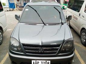 Selling 2nd Hand Mitsubishi Adventure 2014 at 78000 km