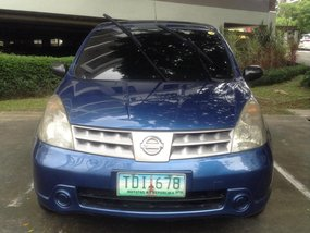 Sell Blue 2011 Nissan Grand Livina in Pasig