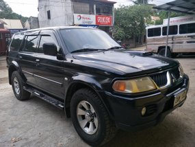 Sell Black 2006 Mitsubishi Montero Sport at 90000 km