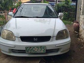 White Honda Civic 1996 Sedan for sale in Cebu