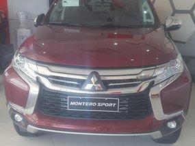 Brand New Mitsubishi Montero Sport 2019 for sale in Manila