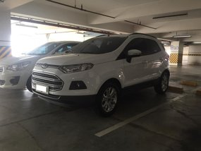 Selling White 2015 Ford Ecosport in Metro Manila