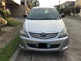 Used 2009 Toyota Innova Automatic Gasoline for sale
