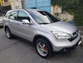 Sell Silver 2009 Honda Cr-V at 70500 km in Makati