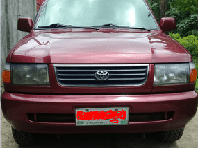 2000 Toyota Revo for sale in Zamboanga City
