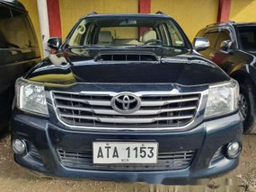 2015 Toyota Hilux for sale in Quezon City