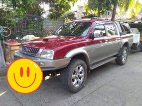 2000 Mitsubishi Strada for sale in Cagayan de Oro