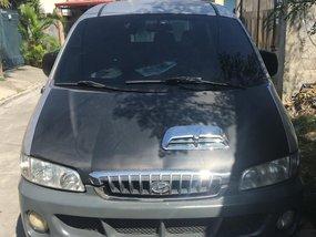 Selling 2nd Hand Hyundai Grand Starex Van in Caloocan