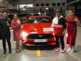 Brand New 2019 Ford Mustang for sale in Caloocan
