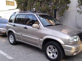 Suzuki Grand Vitara 2002 for sale in Caloocan