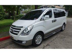 2018 Hyundai Starex for sale in Quezon City