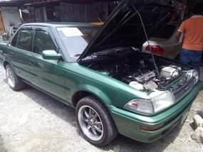 1990 Toyota Corolla Manual Gasoline for sale