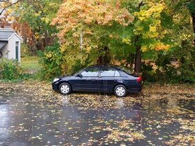 6 things you should remember when parking in an open space