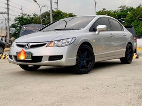 Selling Used Honda Civic 2007 at 46000 km in Manila