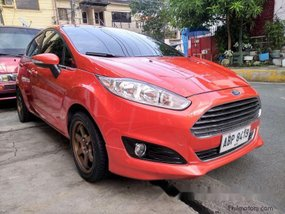 2015 Ford Fiesta for sale in Lucena