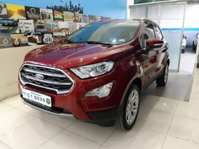 2019 Ford Ecosport for sale in Quezon City