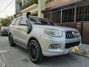 2016 Foton Toplander for sale in Quezon City