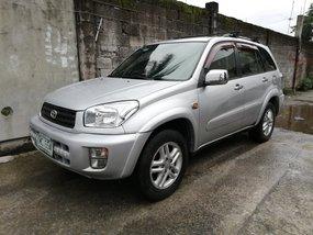Used 2004 Toyota Rav4 Manual Gasoline for sale