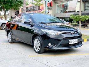 Black 2017 Toyota Vios at 19000 km for sale in Cebu