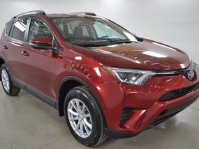Brand New Toyota Rav4 2018 for sale in Quezon City