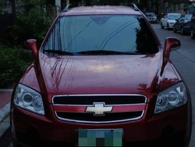 2007 Chevrolet Captiva for sale in Quezon