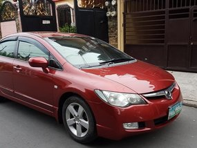 Honda Civic 2008 for sale in Las Piñas