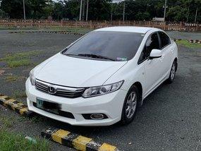 Honda Civic 2012 for sale in Quezon City