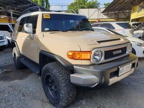 2017 Toyota Fj Cruiser for sale in Quezon City