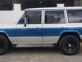 1999 Mitsubishi Pajero for sale in Bocaue