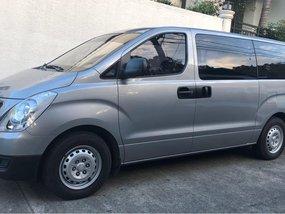 2017 Hyundai Starex for sale in Muntinlupa
