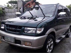 2001 Isuzu Crosswind for sale in Lucena