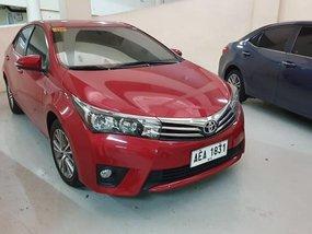 Selling 2014 Toyota Corolla Sedan in Manila