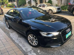 2013 Audi A6 for sale in Quezon City