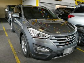 2015 Hyundai Santa Fe for sale in Quezon City