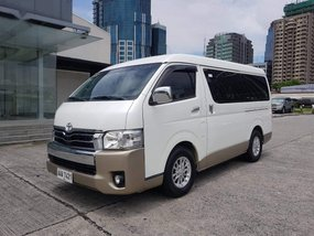 2014 Toyota Hiace for sale in Pasig