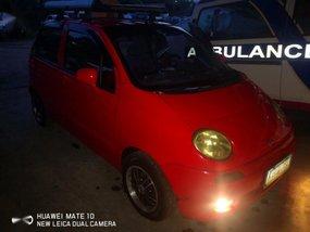 2008 Daewoo Matiz Manual Gasoline for sale