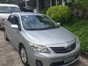 2011 Toyota Corolla Altis for sale in Muntinlupa