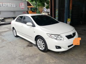 2009 Toyota Corolla Altis for sale in Quezon City