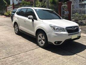 2014 Subaru Forester for sale in Davao City