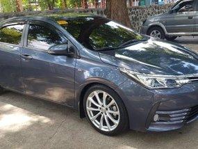 2018 Toyota Altis for sale in Manila