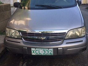 2001 Chevrolet Venture for sale in Manila