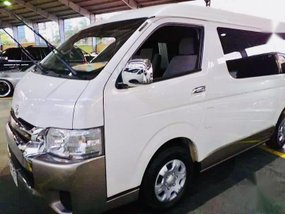2014 Toyota Hiace Manual Diesel for sale