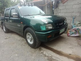Selling Green Isuzu Fuego 1999 Manual Diesel in Isabela