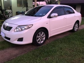 Used 2010 Toyota Corolla Altis Manual for sale in Ormoc
